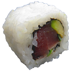Foto Tuna Inside Out Roll 8 stuks