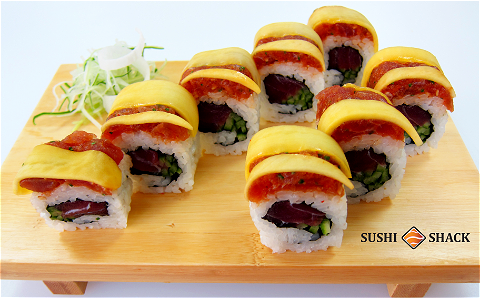 Foto Maguro Royal Roll Mango 8st.