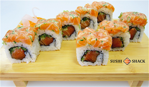 Foto Salmon Royal Roll 8st.